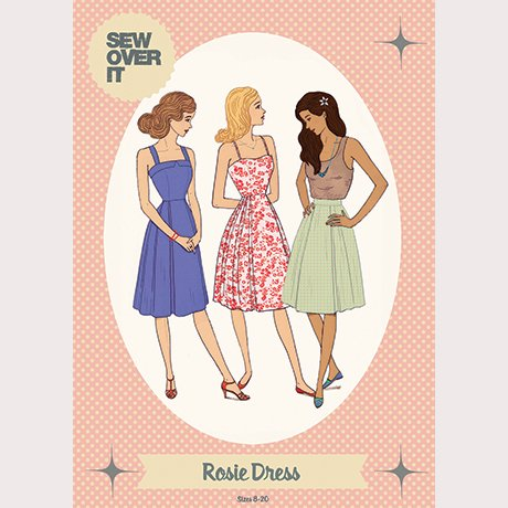 Sew Over It - Rosie Dress pattern