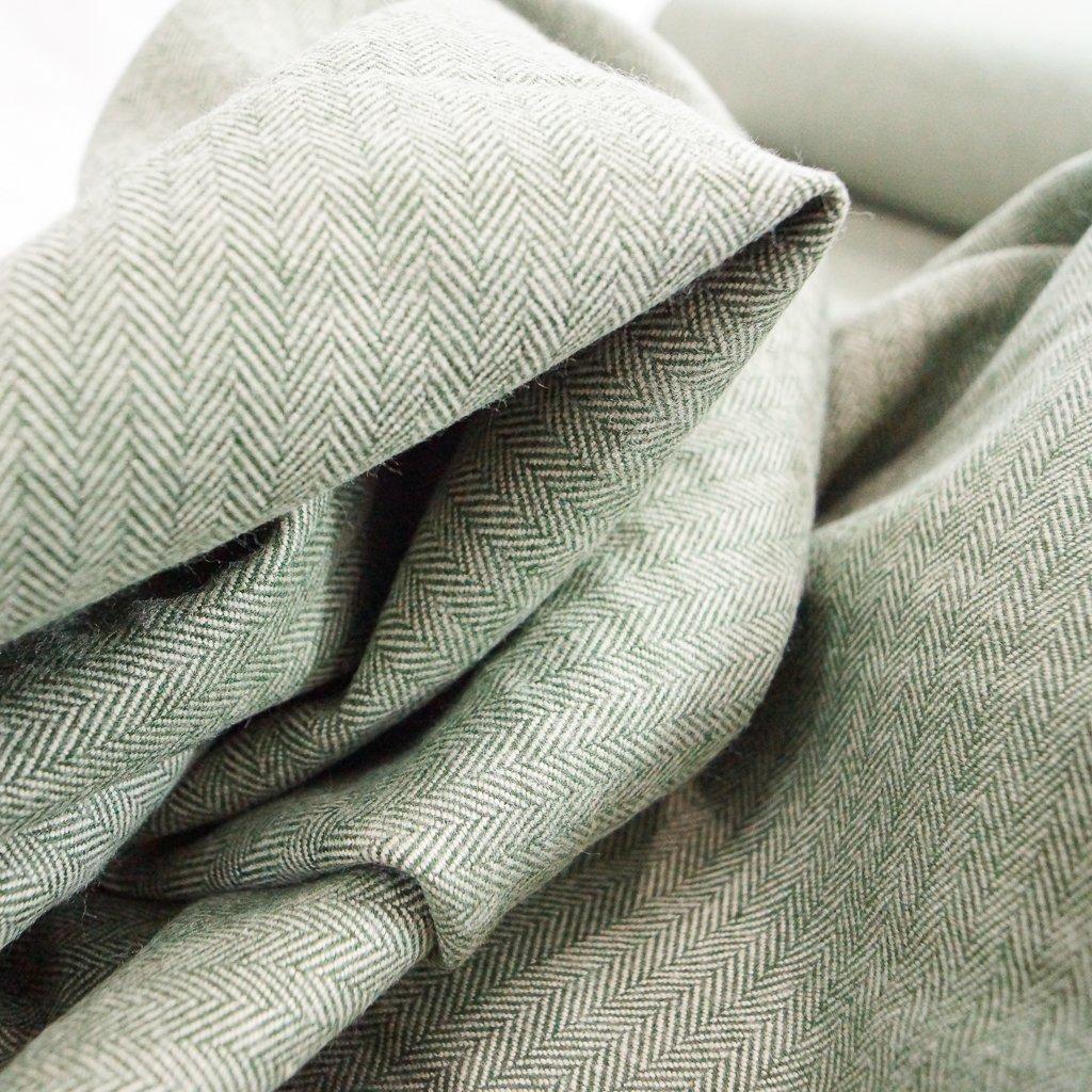 Shetland Flannel - Basil