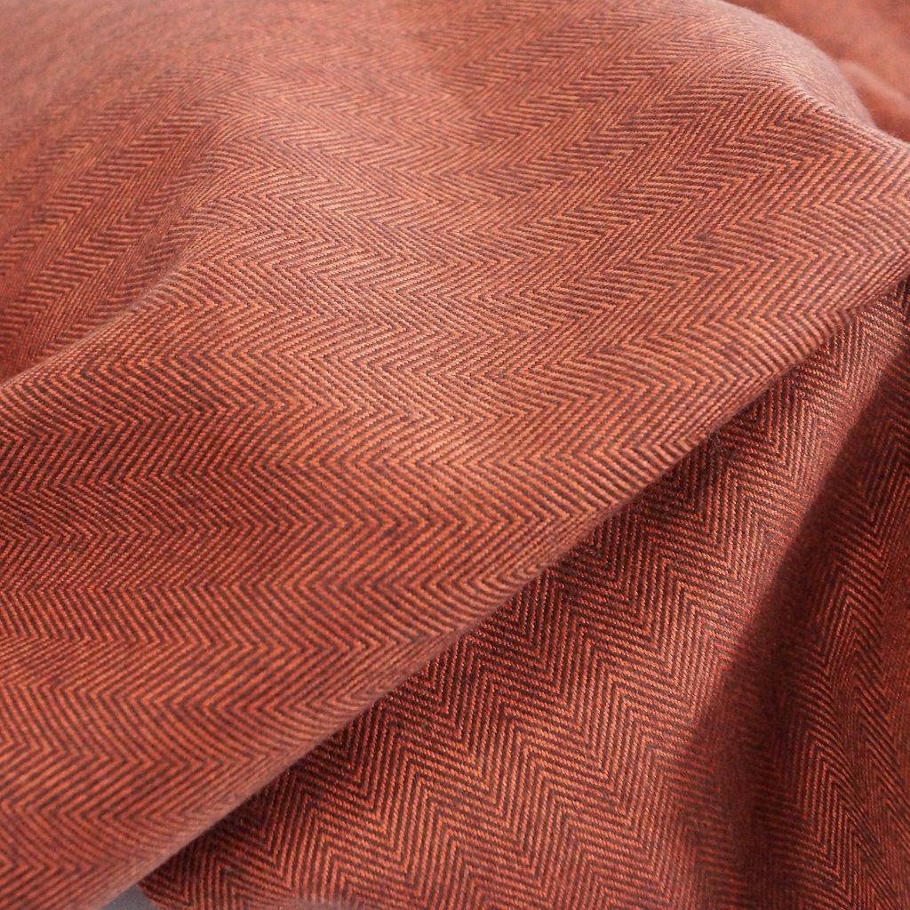 Shetland Flannel - Russet