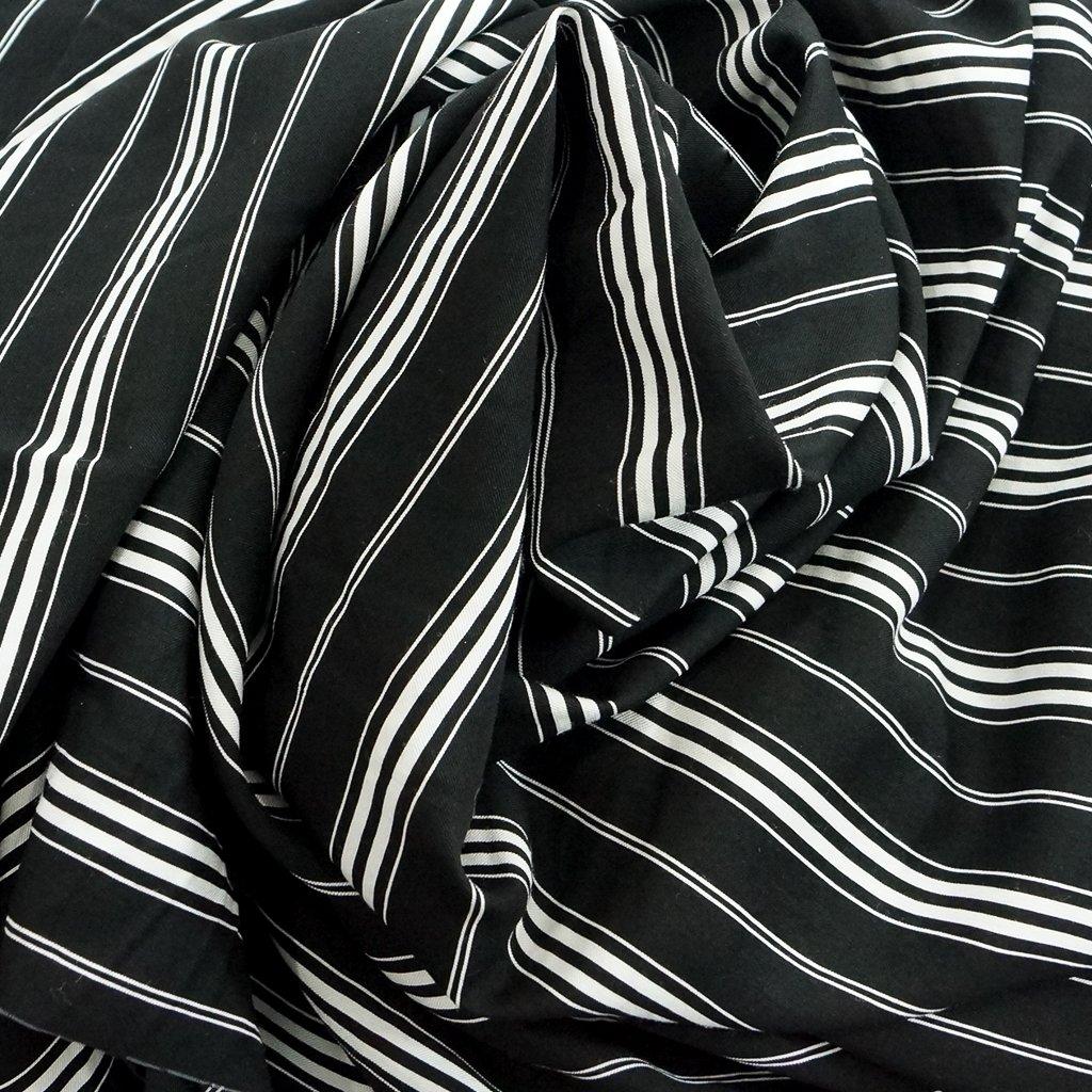 Italian Designer Deadstock Viscose Blend