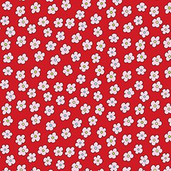 The Quilted Cottage - Small Flower