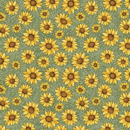 Sunshine Garden - Sunflowers