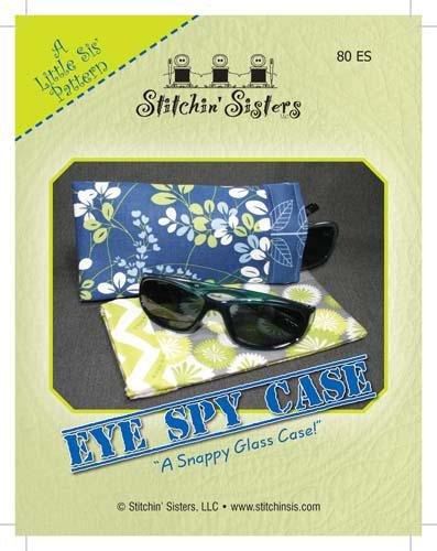 A Little Sis Pattern - Eye Spy Case