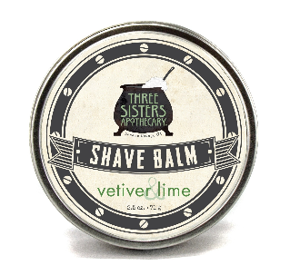 Shave Soap  Vetiver Lime