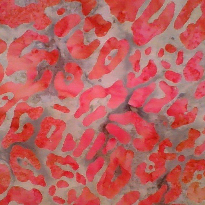 Batik K2439-151 Sunset
