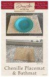 Chenille Placemat & Bathmat