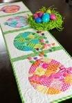 Easter Egg Tablerunner KIT
