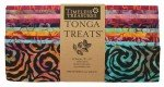 10in Squares Tonga Batik Dragonfly, 20pcs/bundle