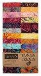 2-1/2in Strips Tonga Batik Dragonfly, 20pcs/bundle