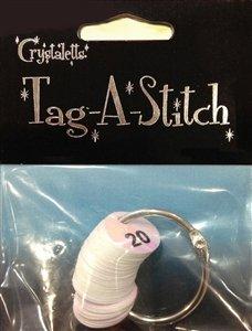 Crystaletts Tag-A-Stitch