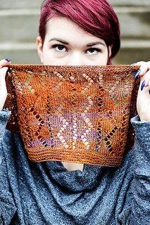 Forsythia Cowl Kit