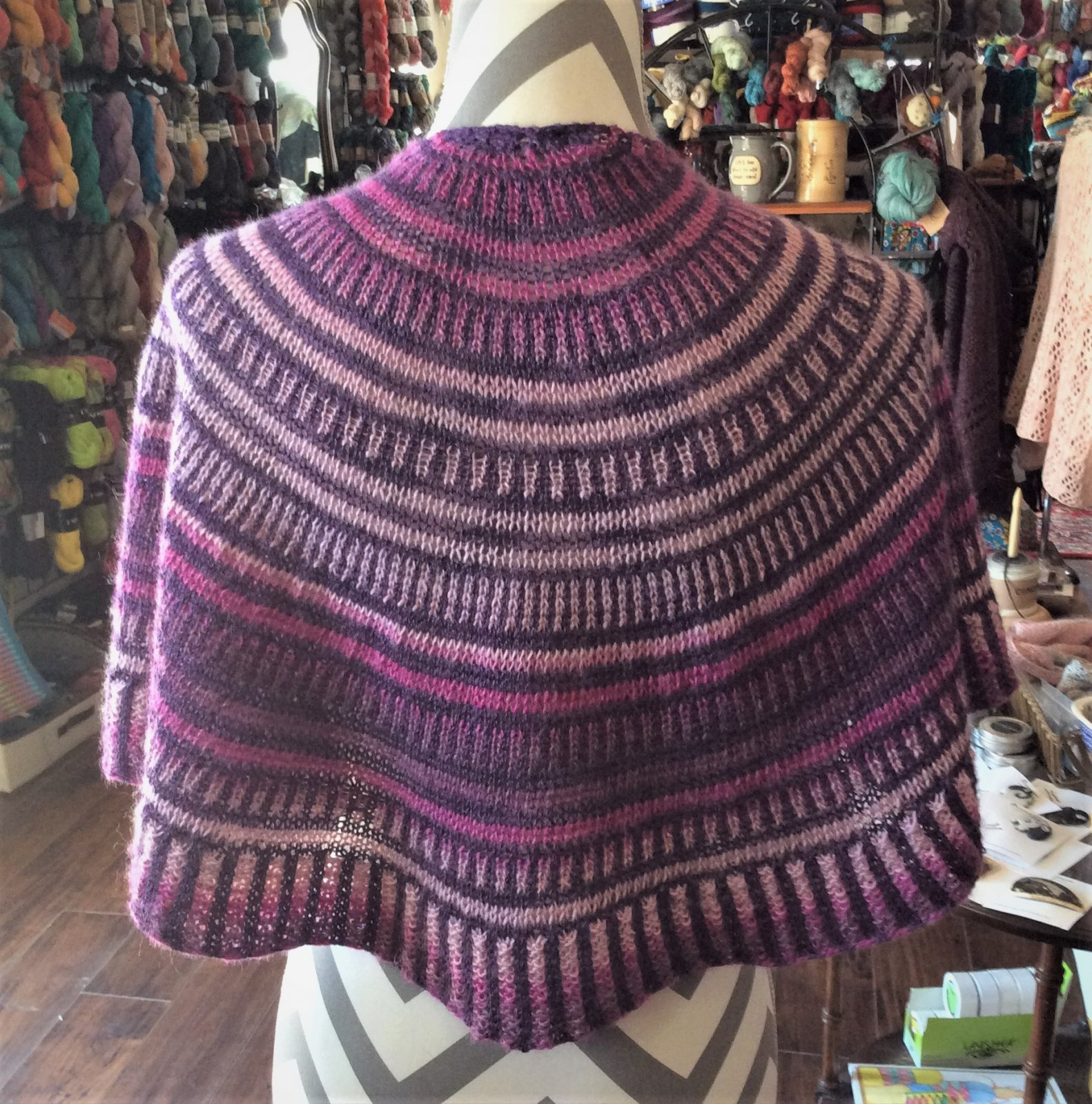 Little BigWrap Shawl Kit