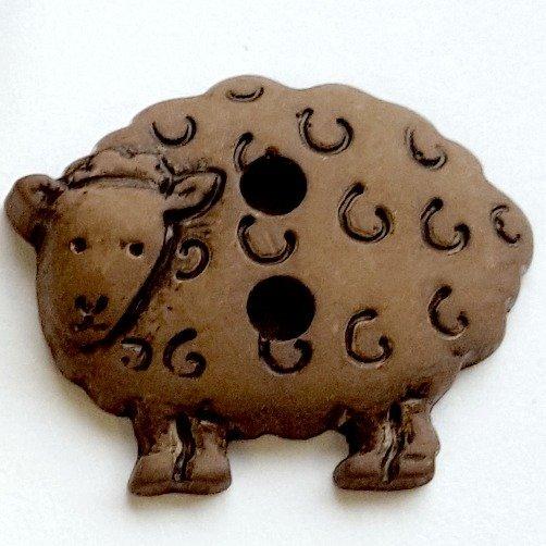 Button - Sheep
