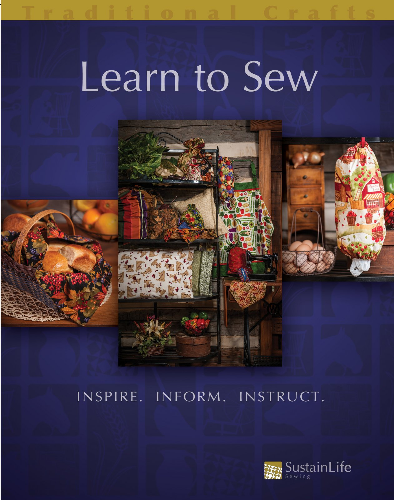 Learn to Sew DVD