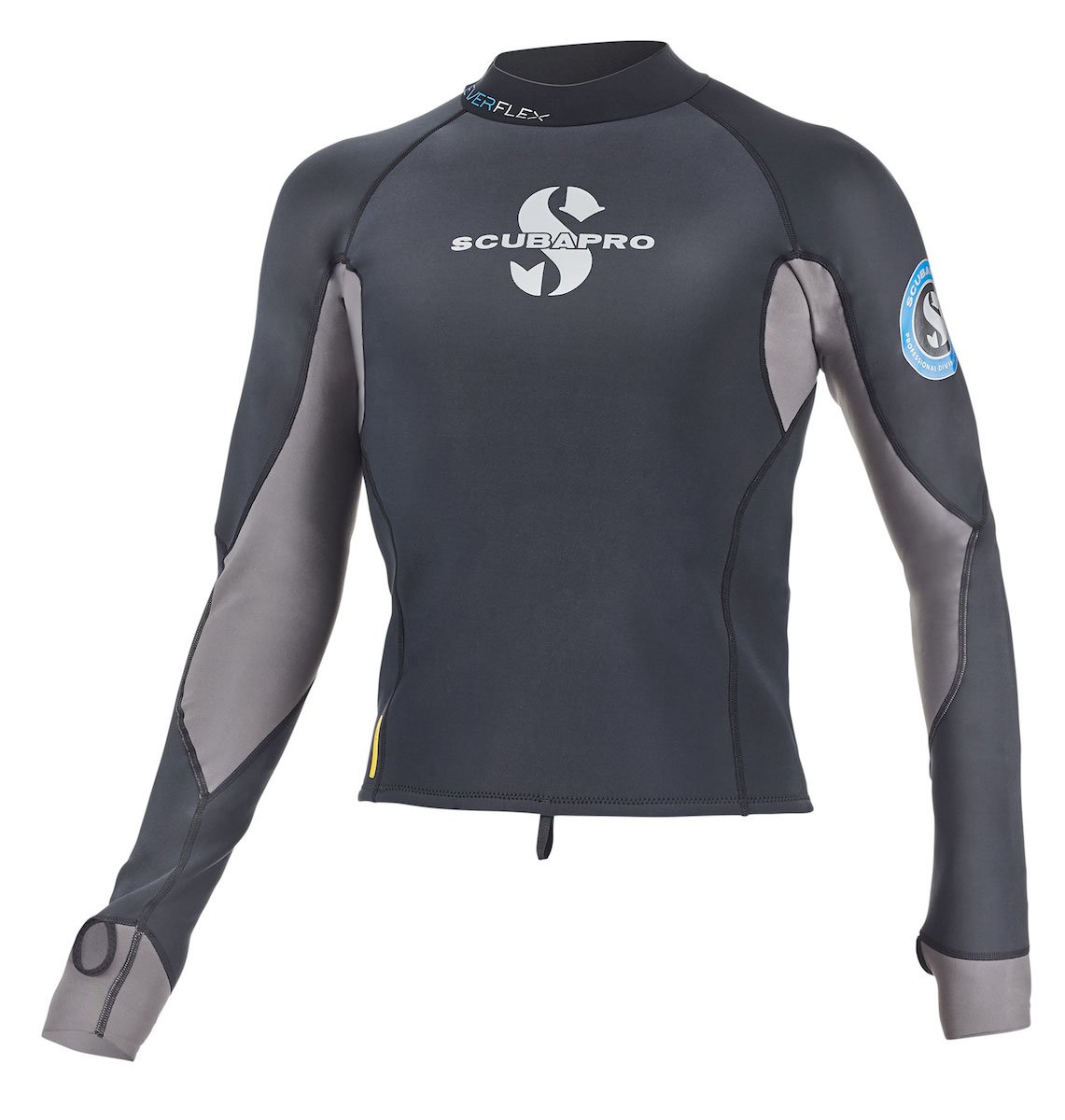 Everflex 1.5mm, Long Sleeve Top-Men