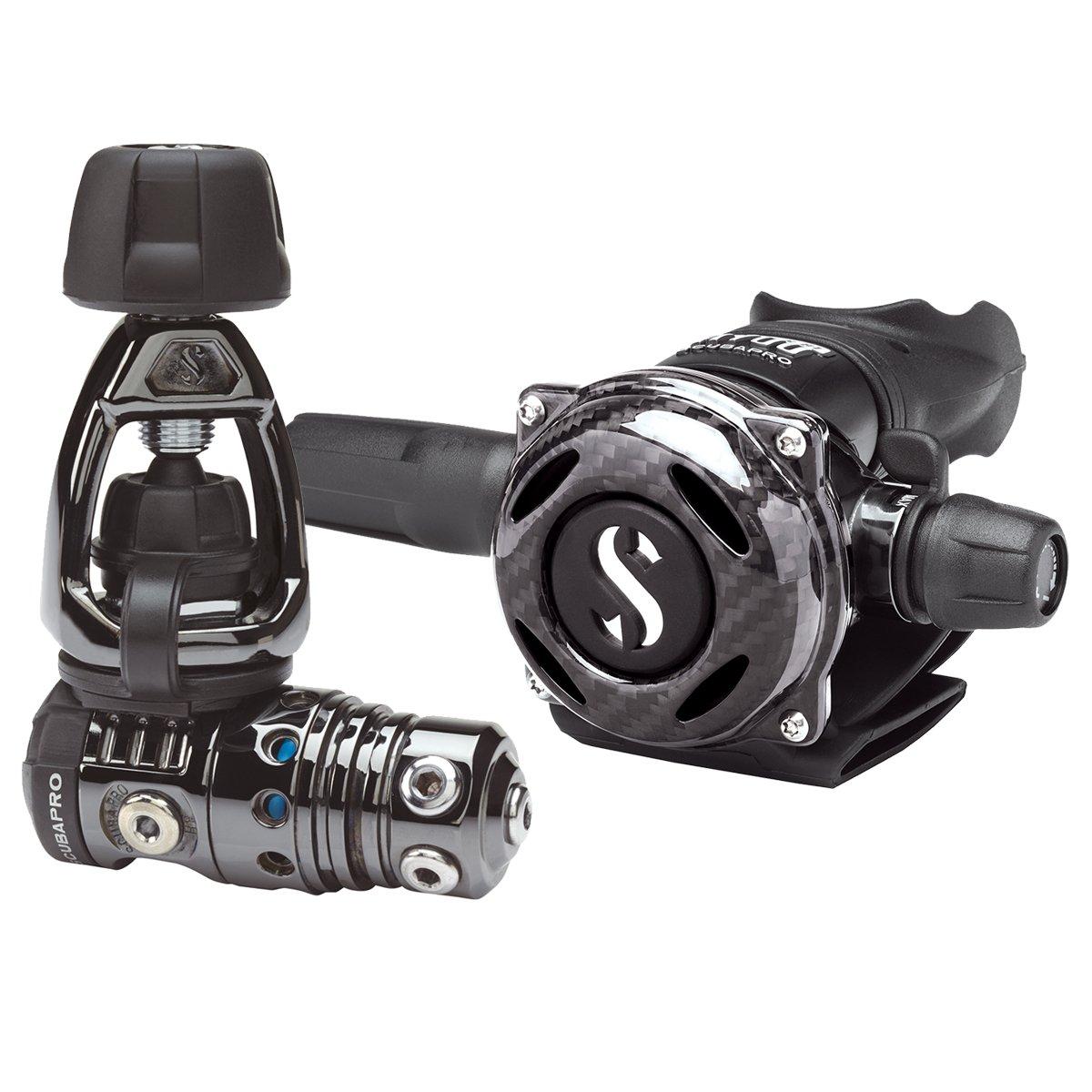 Scubapro MK25 EVO/A700 Carbon Black Tech