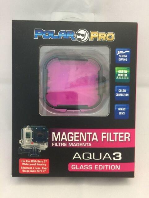 Polar Pro Magenta Filter (Hero 3+)