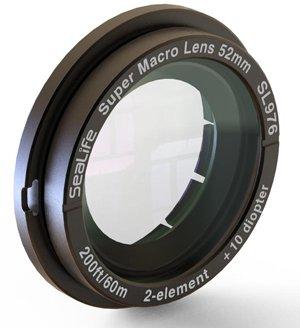 SeaLife DC- Series Super Macro Lens
