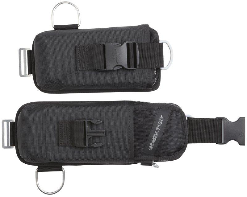 Weight Pouch System (Pair) - (X-TEK & Litehawk)