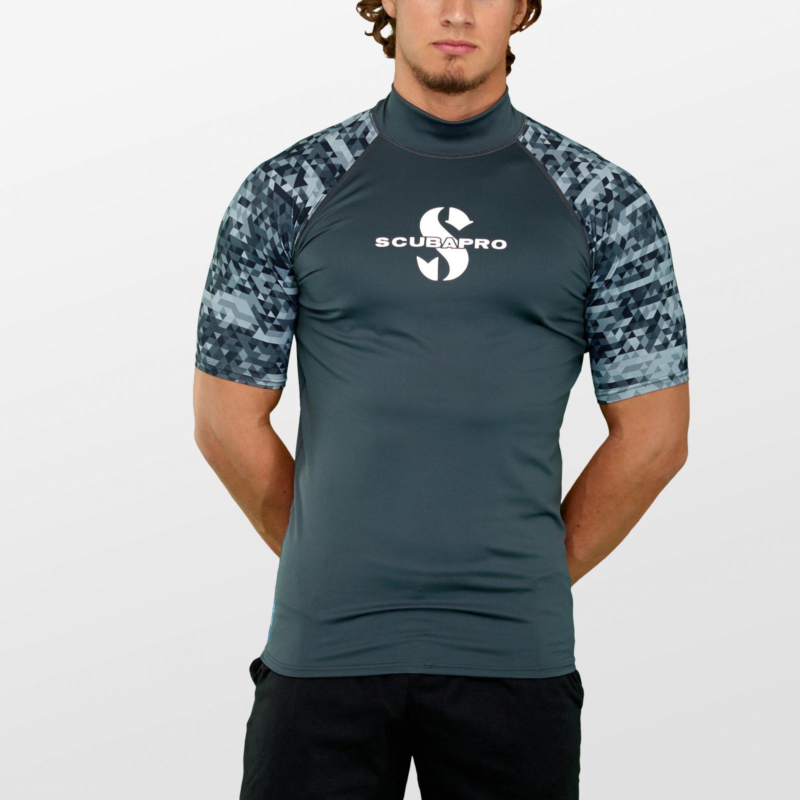 Scubapro UPF50 Mans Rash Guard SS