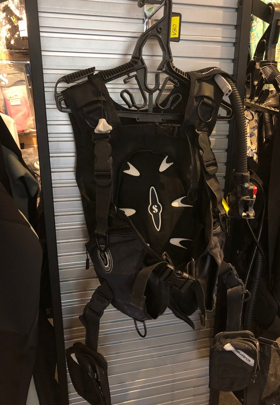 Used GO BCD w/Air 2, S (V30)