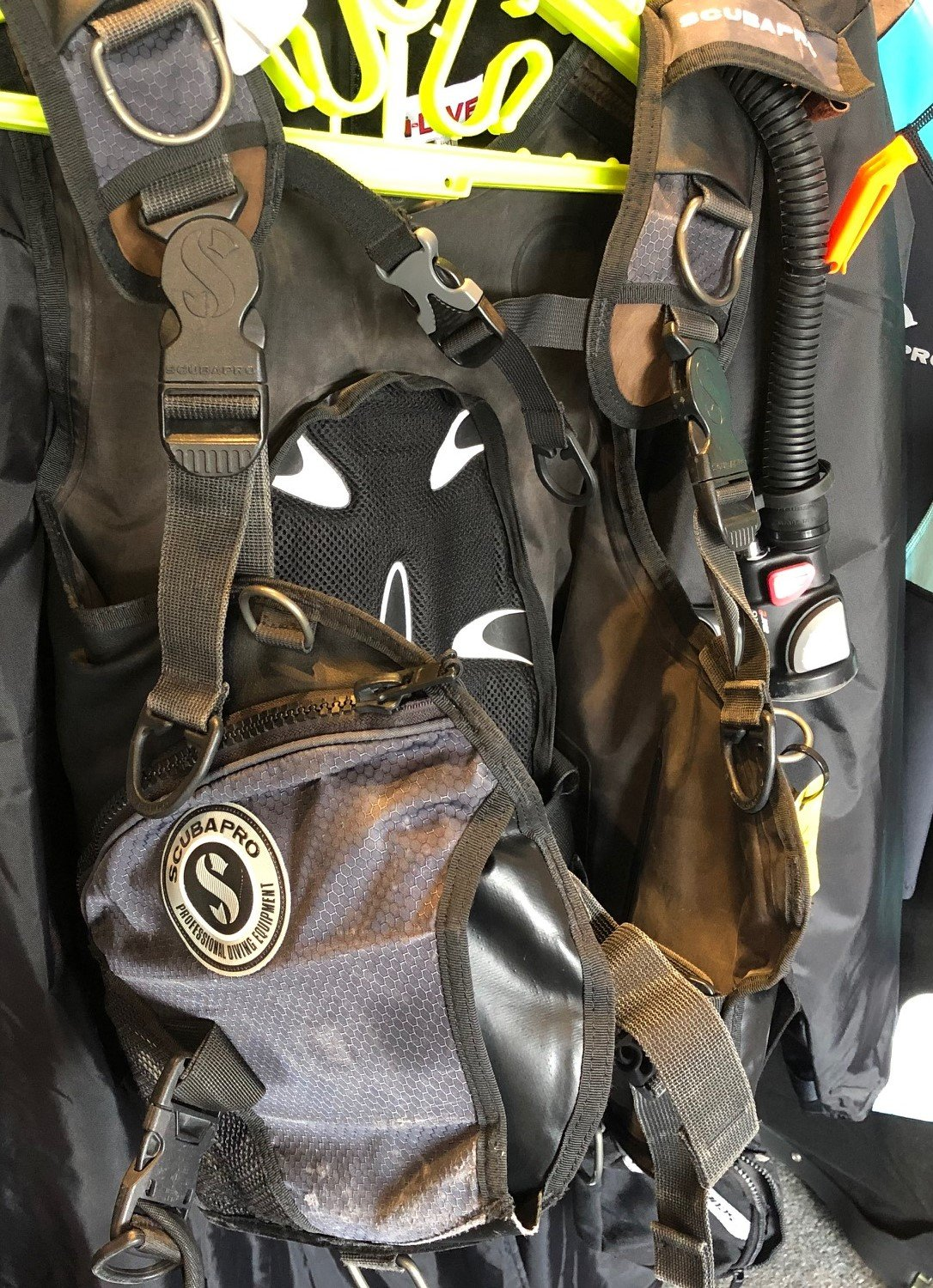 Used GO BCD w/Air 2, S (V33)