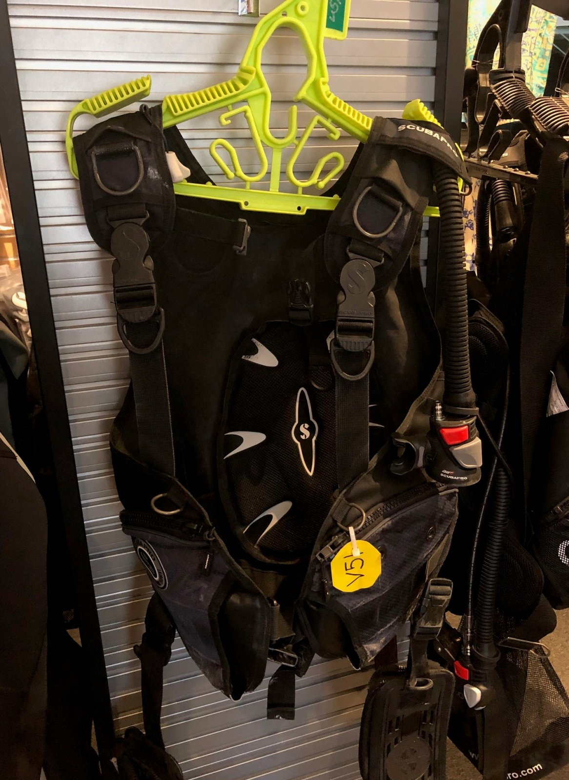 Used GO BCD w/Air 2, L (V51)