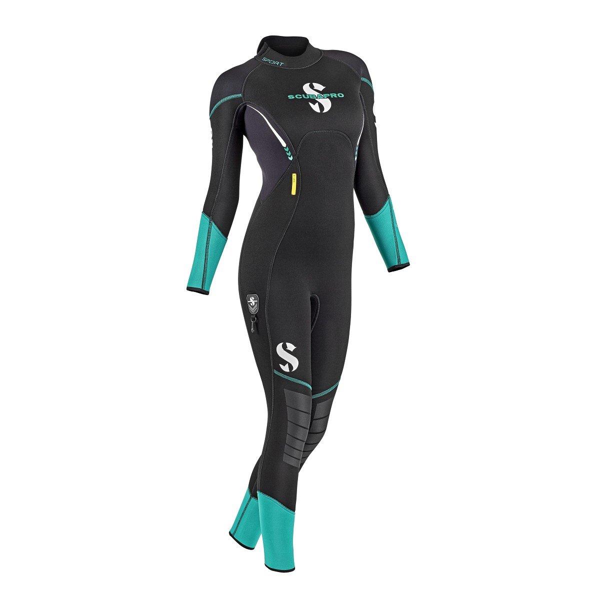 Women's Sport 3mm Full Suit
