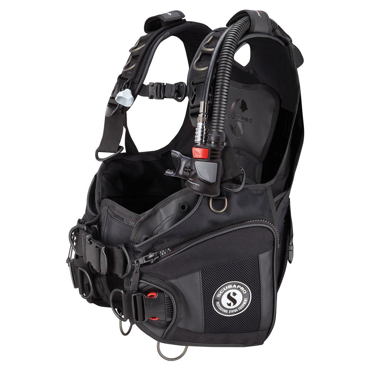 Scubapro X-Black BCD w/Air 2