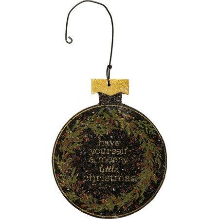 Christmas Ornament - Little Christmas 4.5x5.5