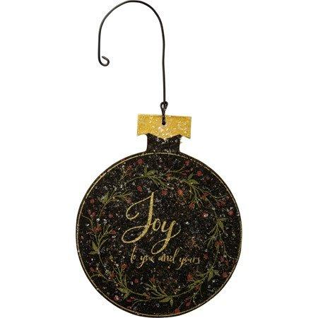 Christmas Ornament - Joy to You 4.5x5.5