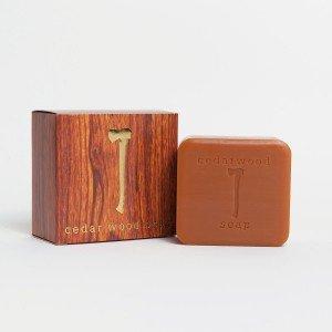 Cedar Wood soap 5.8oz