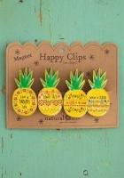 Happy Clips Pineapple