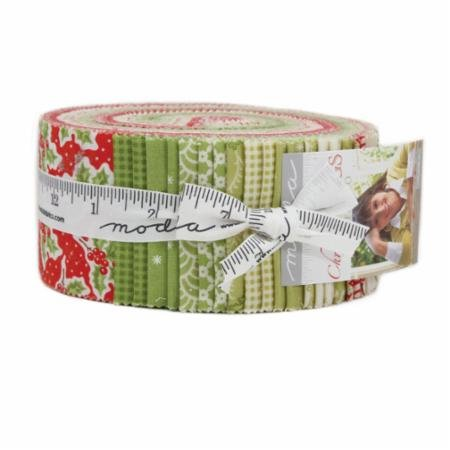 Christmas Figs Jelly Roll