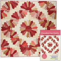Dresden Fan Quilts-Nancy Zieman
