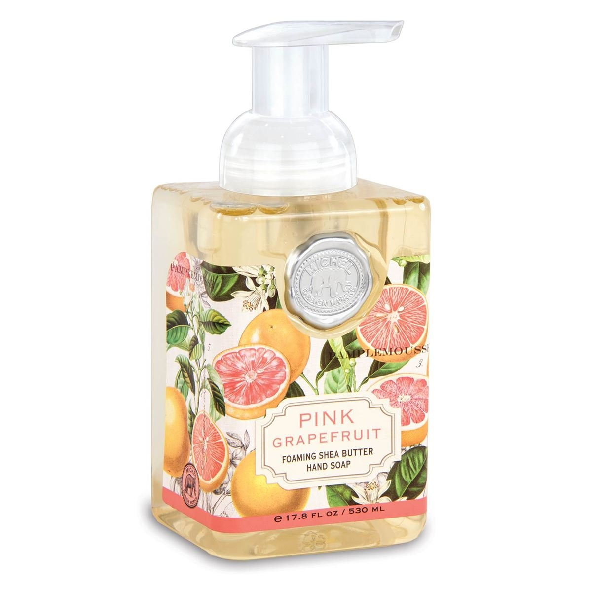 Pink Grapefruit foaming soap