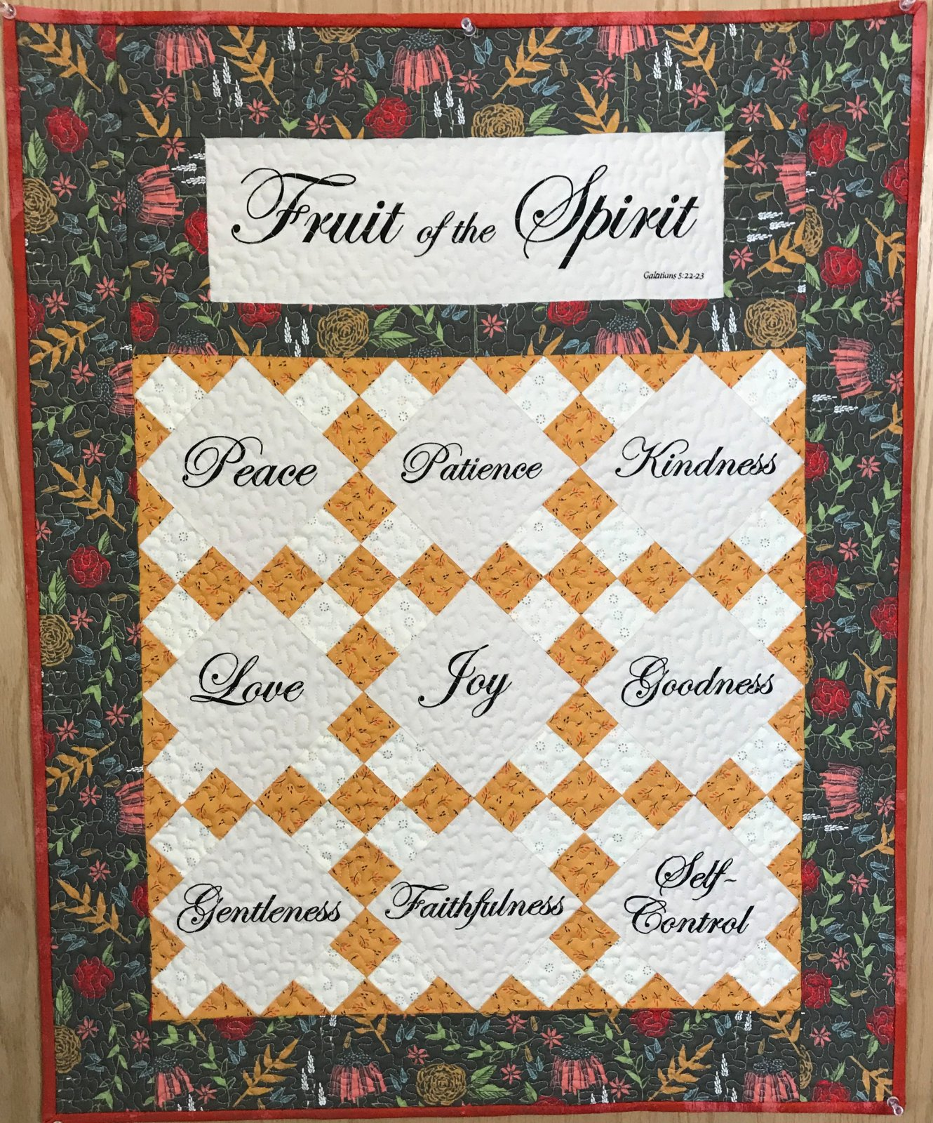 Fruit of the Spirit Kits 2019