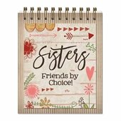 Sister's easel book
