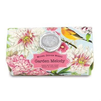 Garden Melody Bath Soap 8.7oz