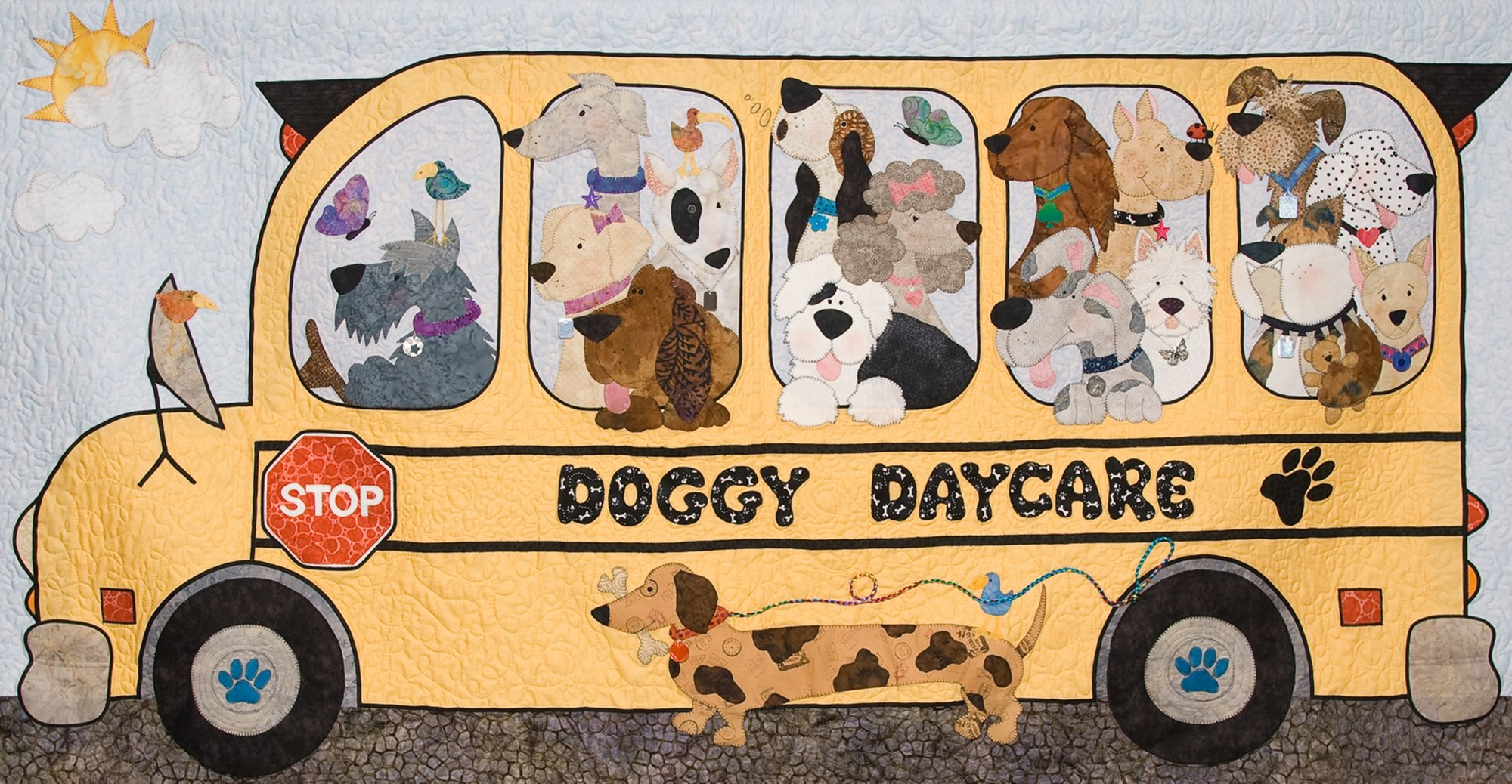 HBH108 Doggy Daycare