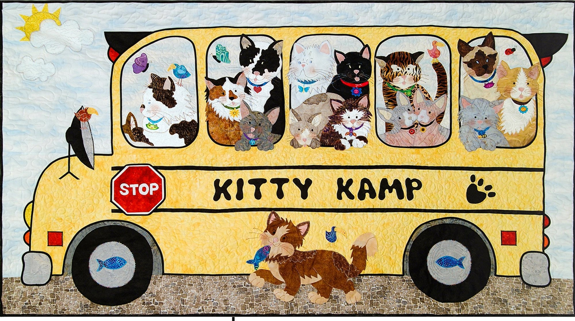 HBH109 Kitty Kamp