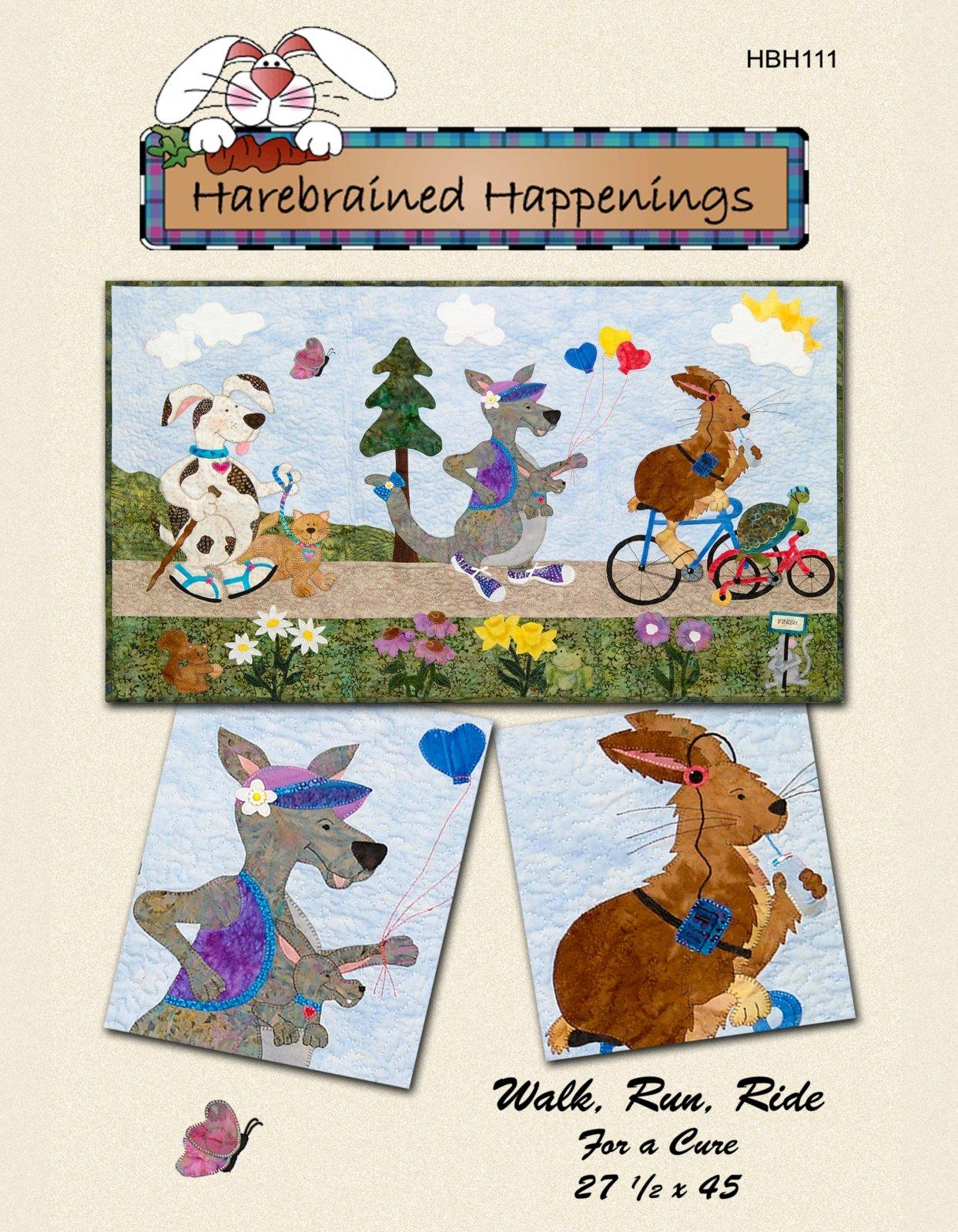 HBH111 Walk, Run, Ride for a Cure