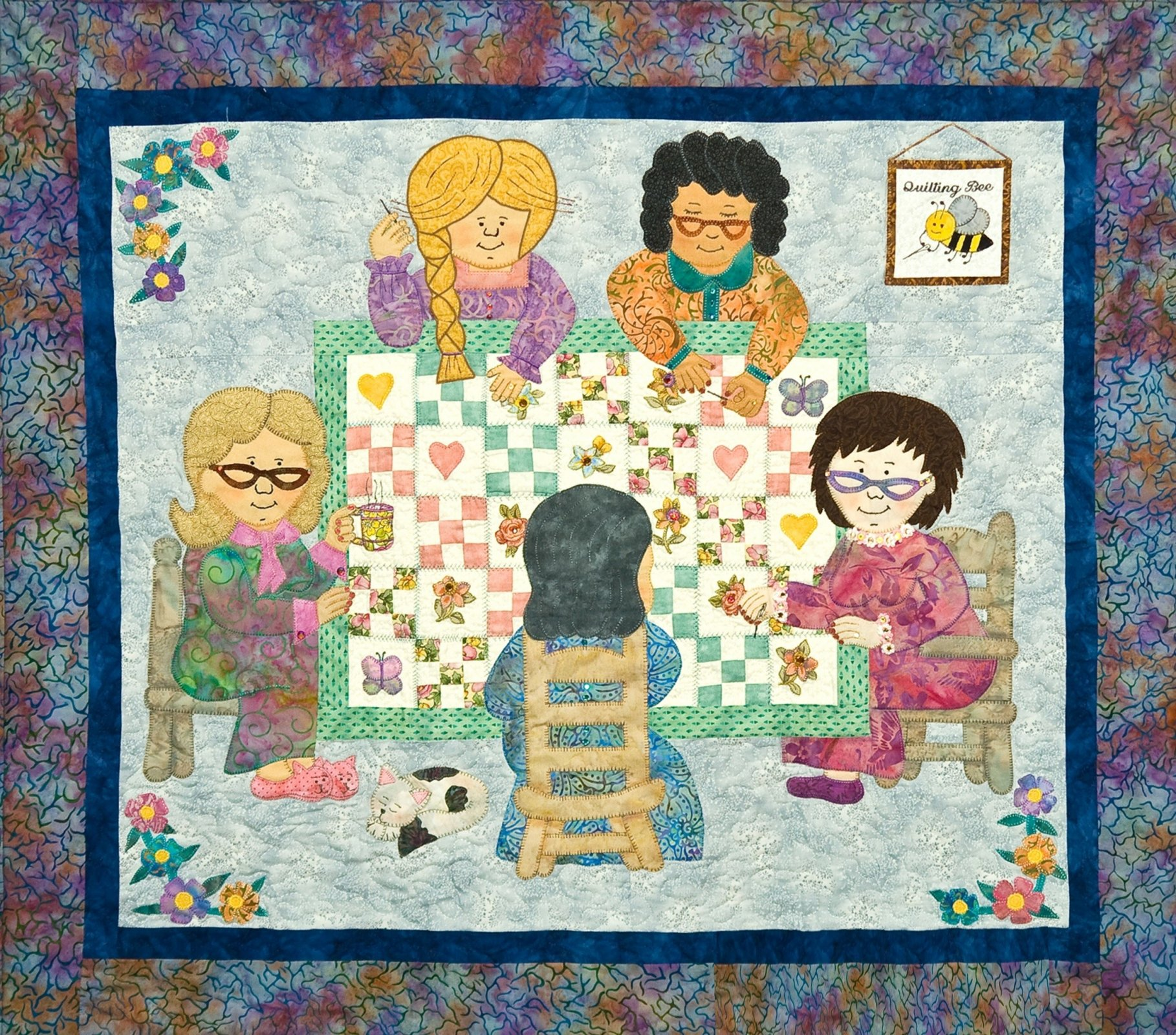 HBH114 Quilting Babes