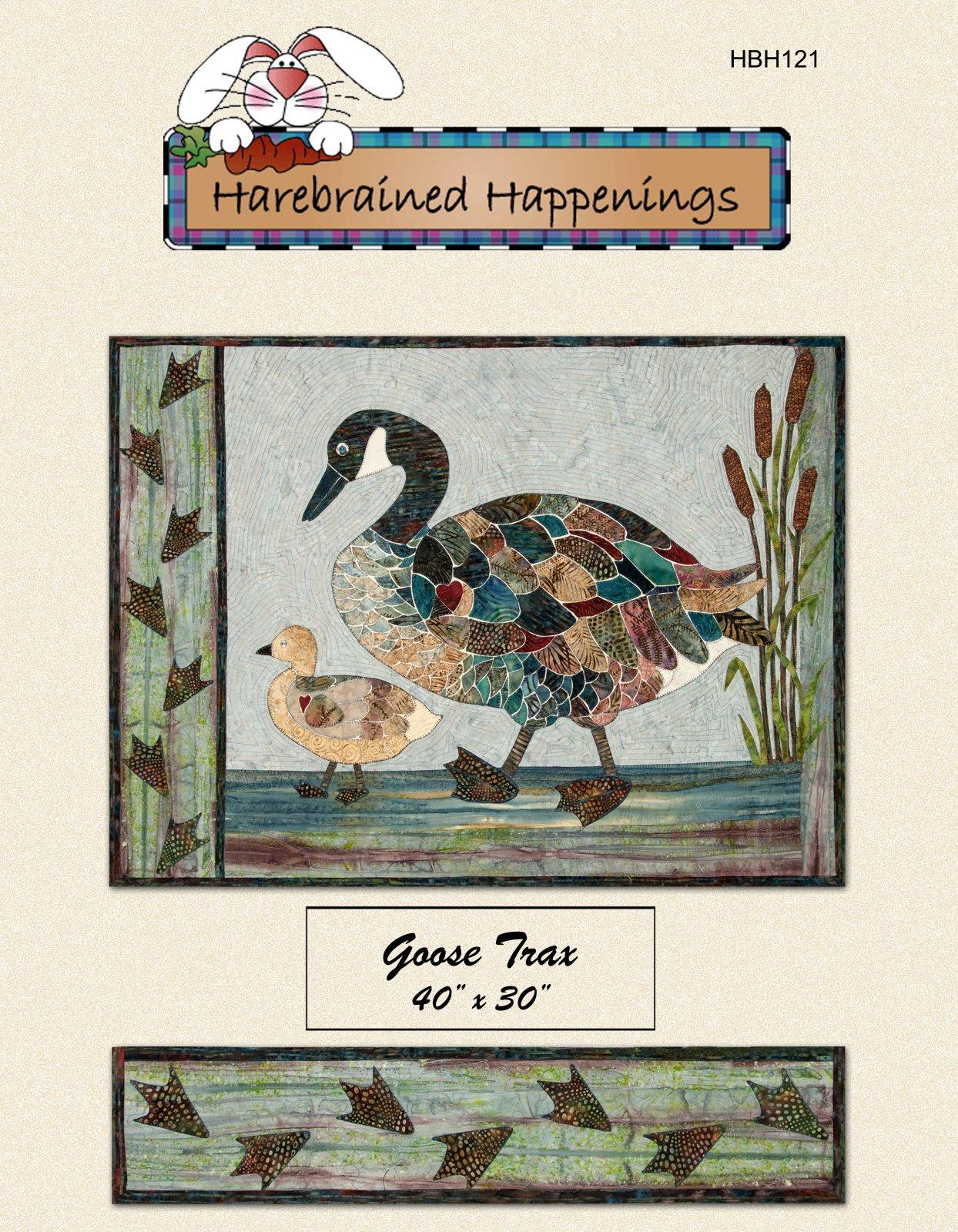 HBH121 Goose Trax