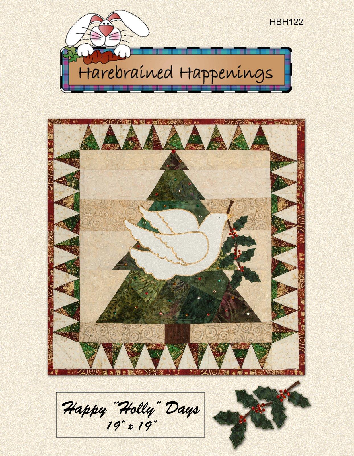 HBH122 Happy Holly Days