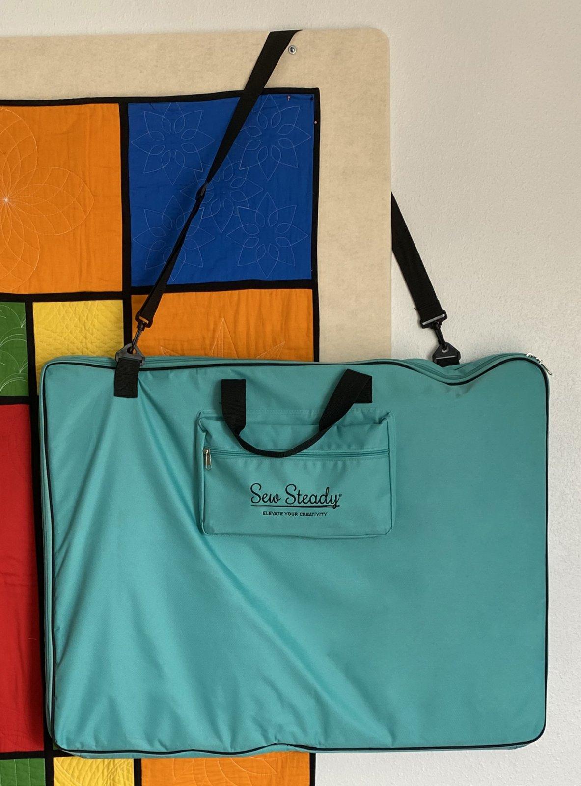 Sew steady Bag Wish table
