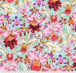 **Kaffe Fassett Orchids Natrual