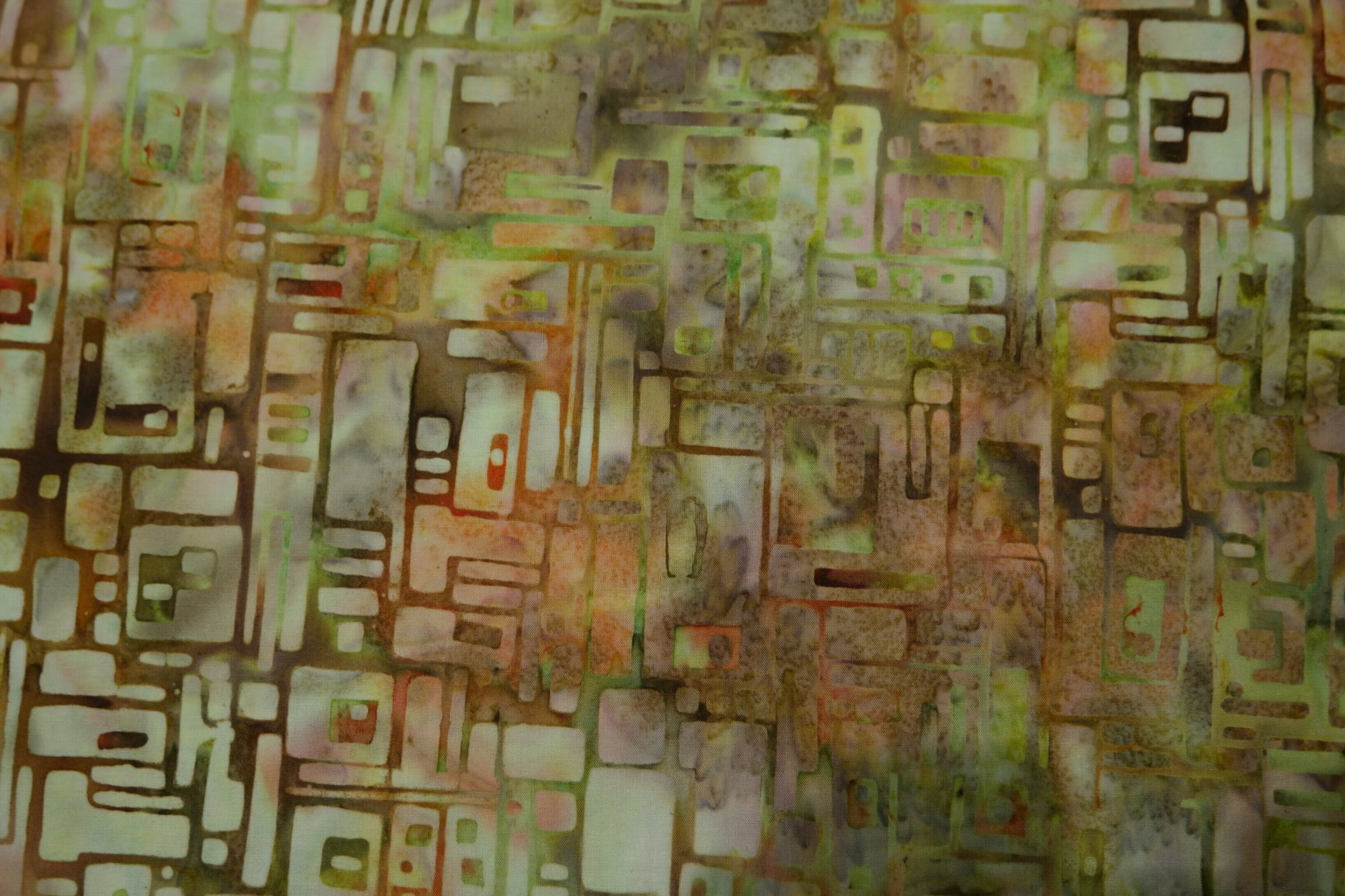 Hoffman Fabrics Paisley M2726 539