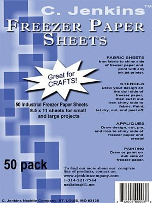 Freezer Paper Sheets 50 ct