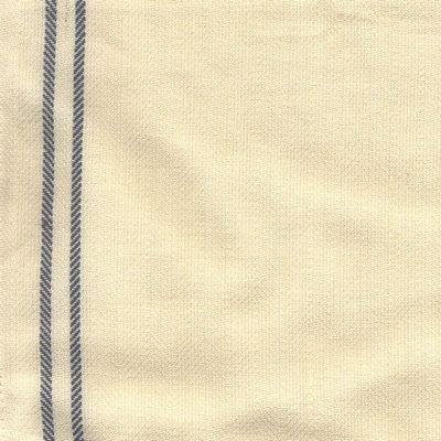 Tea Towel Vintage Stripe  - Blue